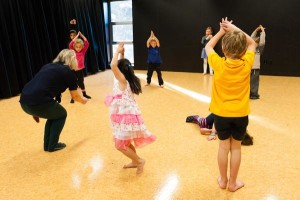 Drama Studio for Years 3-4: kids drama classes at Rata Studios in Wellington