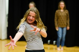 Shine Time: acting course for 11-12 years old at Rata Studios, Wellington