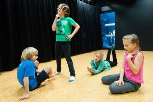 Shine Time: acting classes for ages 9-10 at Rata Studios, Wellington