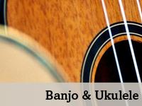 Banjo and Ukulele Lessons at Rata Studios, Wellington: Banjo and Ukulele