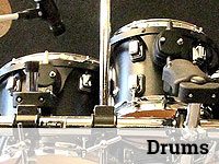 Voice & Instrument Lessons at Rata Studios, Wellington: Drums