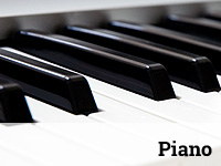 Voice & Instrument Lessons at Rata Studios, Wellington: Piano