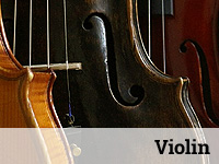 Voice & Instrument Lessons at Rata Studios, Wellington: Violin