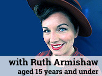 Voice lessons with Ruth Armishaw, aged 15 years and under.  Rata Studios, Wellington