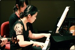 Piano Lessons with Vivien Leed